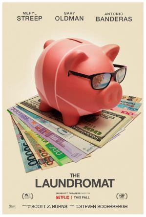 【Netflix影評】《洗鈔事務所》索德柏的詳細避稅教學
