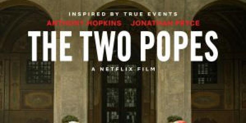 【影評】《教宗的承繼》現今社會的矛盾與理解