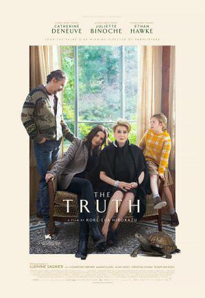 【影評】《真實》是枝裕和在法國創造的更多可能性