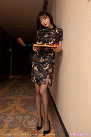 [XiuRen] No.3674 陆萱萱 Lu Xuanxuan – Chinese Beauties