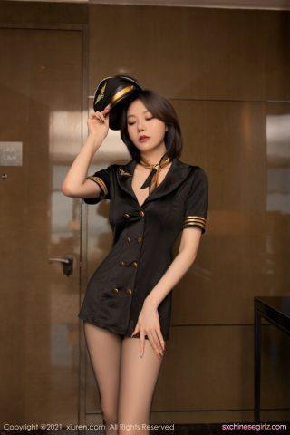 [XiuRen] No.4034 安然Maleah – Chinese Beauties
