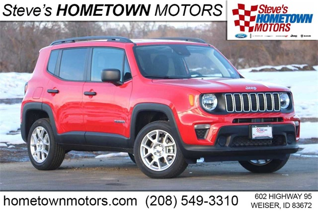 2021 Jeep Renegade  for sale