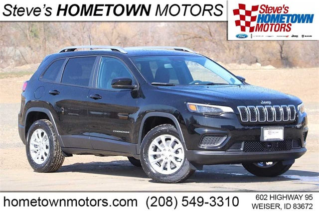 2021 Jeep Cherokee  for sale