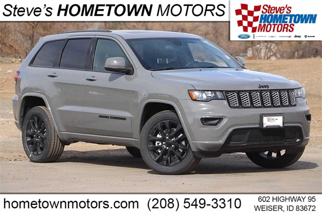 2021 Jeep Grand Cherokee  for sale