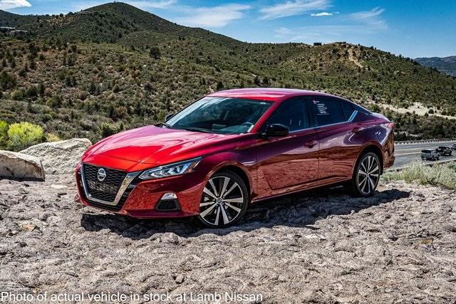 2020 Nissan Altima 2.5 SR for sale
