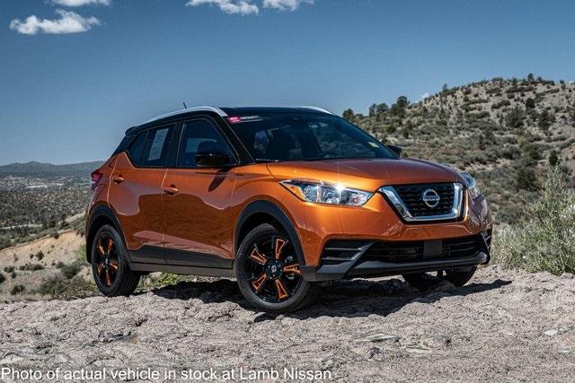 2020 Nissan Kicks SV for sale