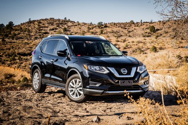 2019 Nissan Rogue SV for sale