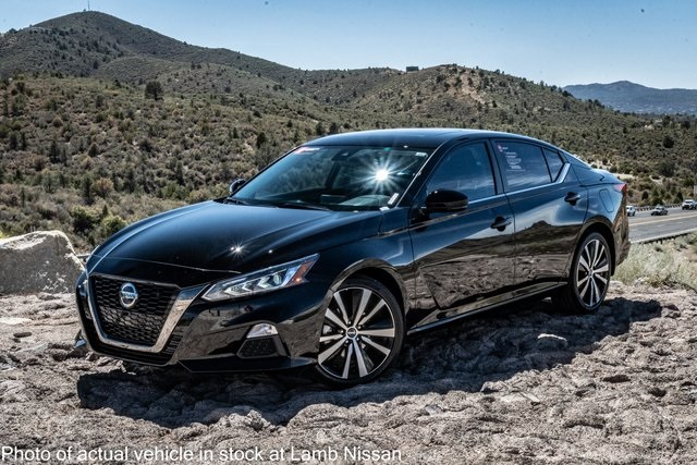 2020 Nissan Altima 2.0 SR for sale