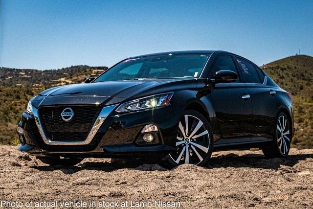 2020 Nissan Altima 2.5 Platinum for sale