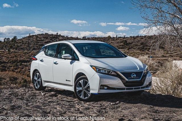 2019 Nissan LEAF SL PLUS for sale