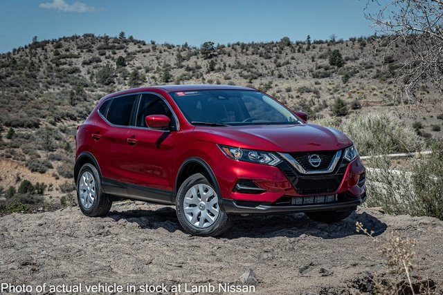 2020 Nissan Rogue Sport S for sale