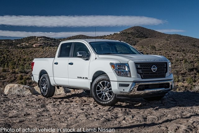 2020 Nissan Titan SV for sale