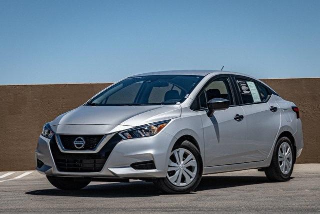 2020 Nissan Versa Sedan S for sale