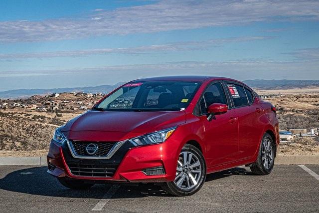 2020 Nissan Versa Sedan SV for sale
