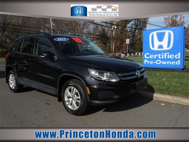 2015 Volkswagen Tiguan  for sale