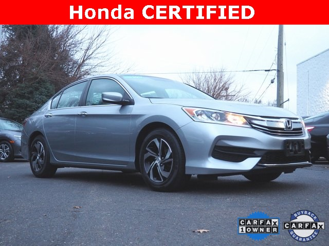 2017 Honda Accord Sedan LX for sale