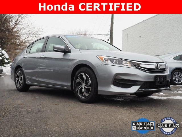 2017 Honda Accord Sedan  for sale