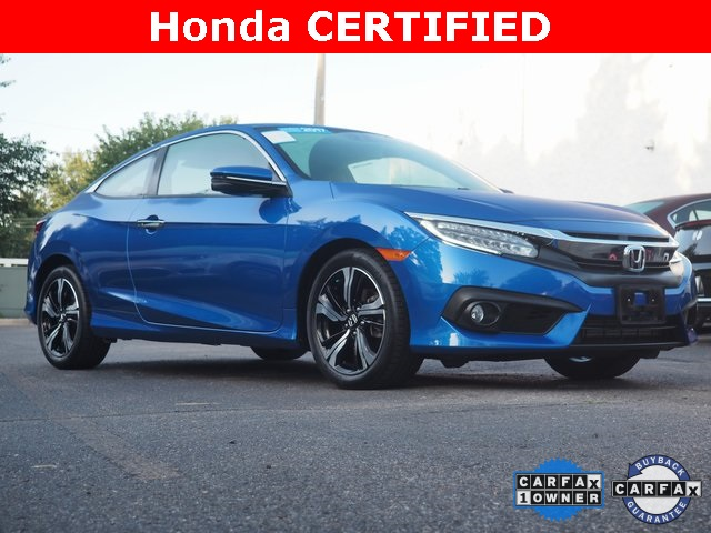 2017 Honda Civic Coupe  for sale