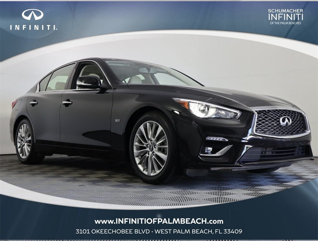 2019 INFINITI Q50 3.0t LUXE for sale
