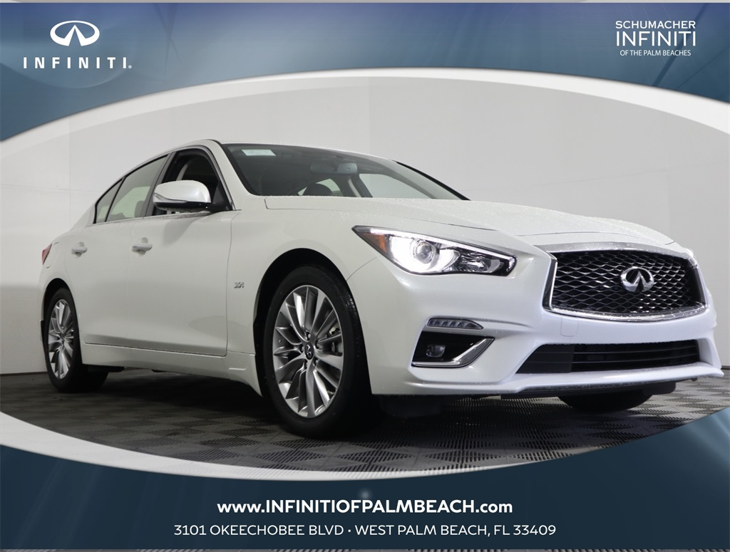 2020 INFINITI Q50 3.0t LUXE for sale