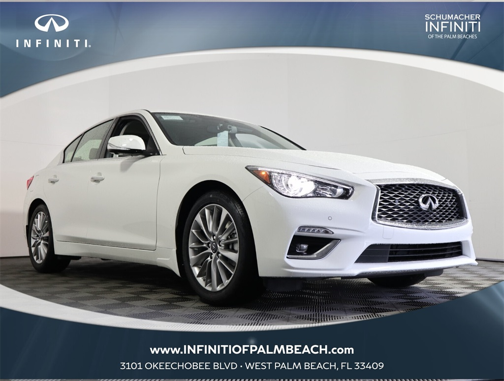 2021 INFINITI Q50 3.0t LUXE for sale