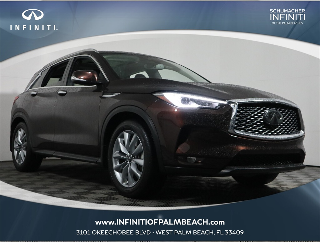 2020 INFINITI QX50 LUXE for sale