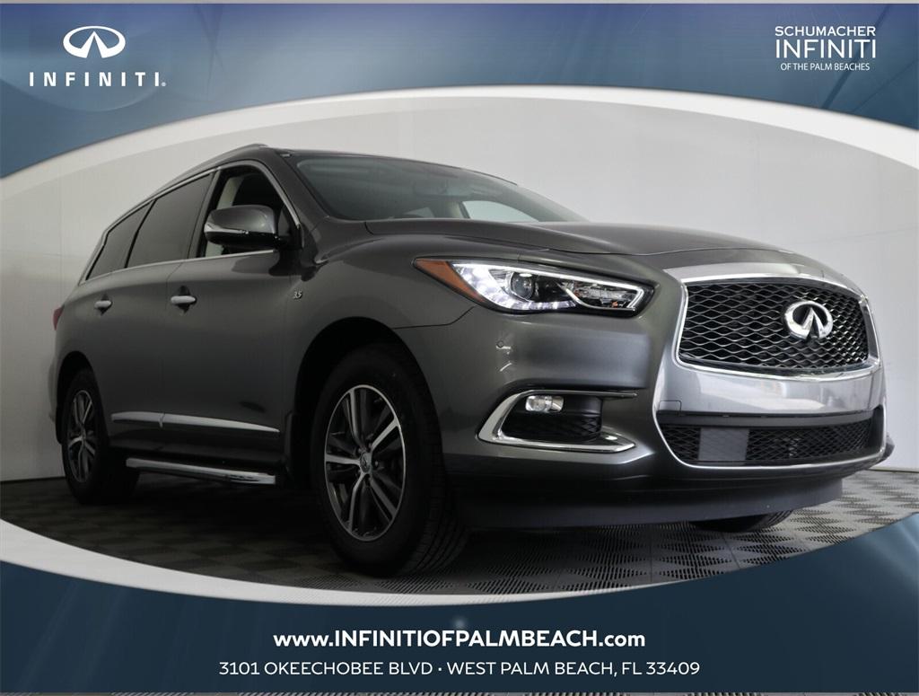 2017 INFINITI QX60  for sale