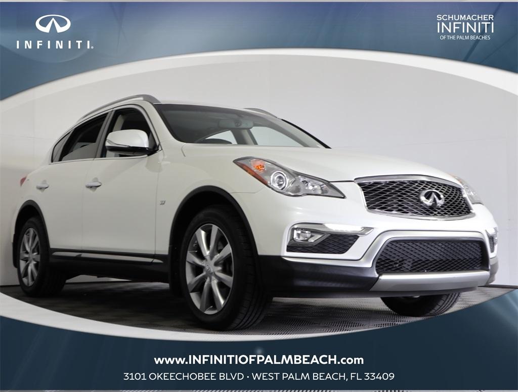 2017 INFINITI QX50  for sale
