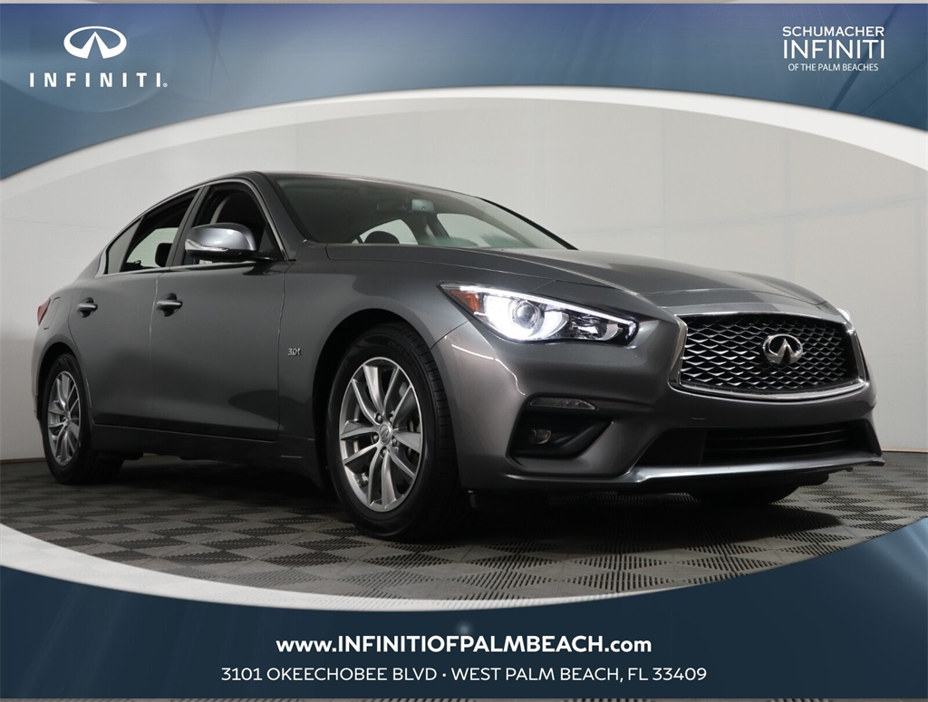 2020 INFINITI Q50 3.0t PURE for sale