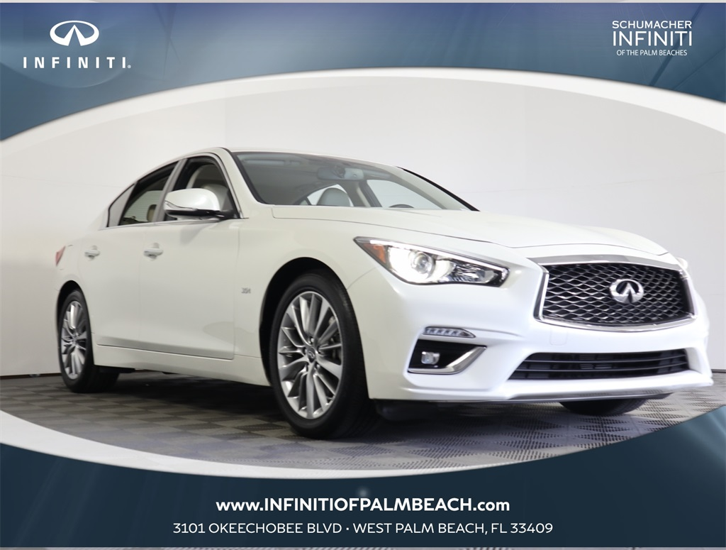 2018 INFINITI Q50 3.0t LUXE for sale