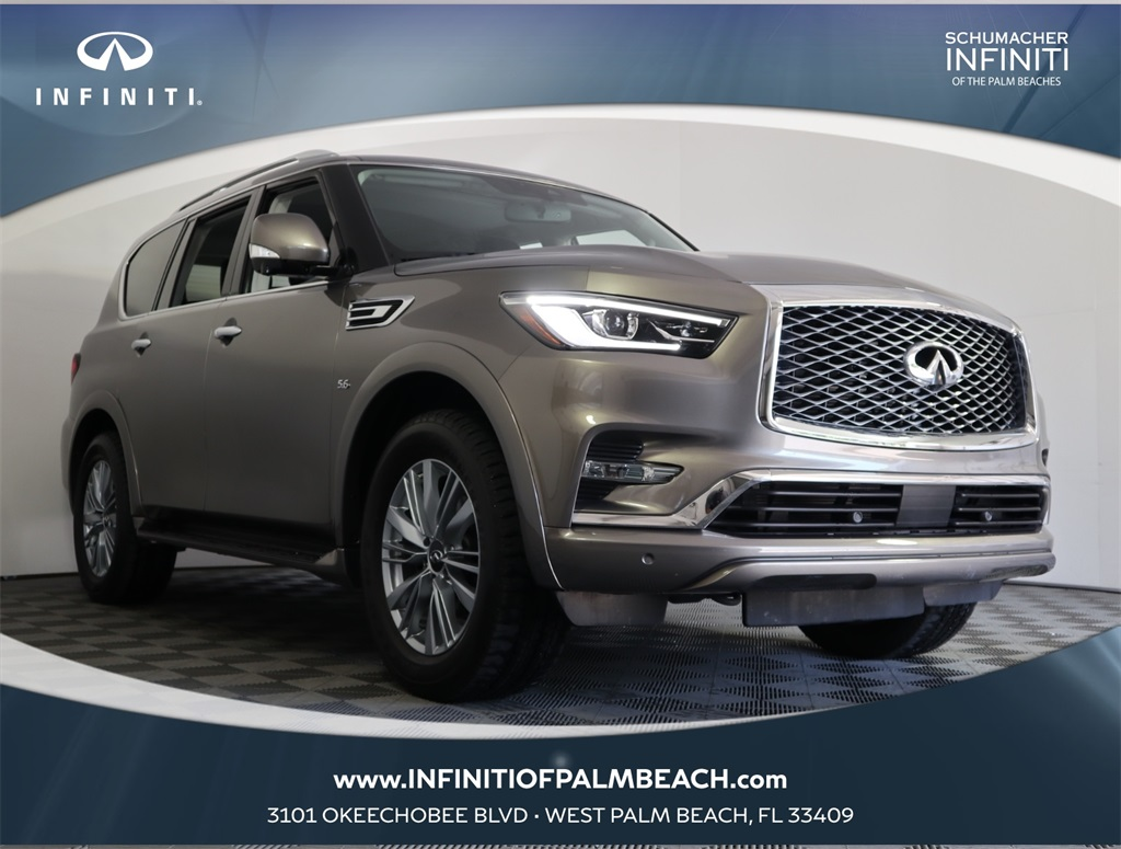 2019 INFINITI QX80 LUXE for sale