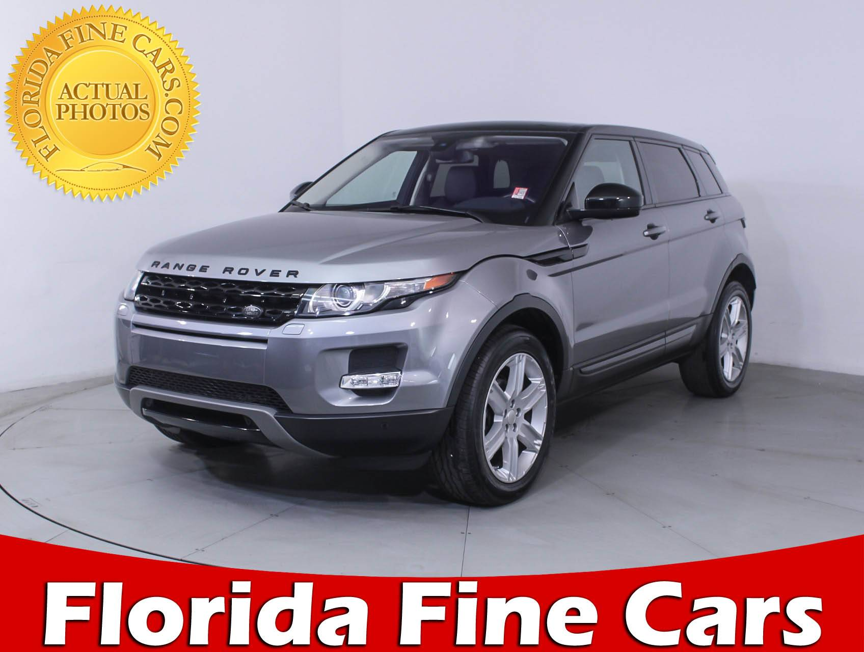 50 Best Used Land Rover Range Rover Evoque for Sale Savings from