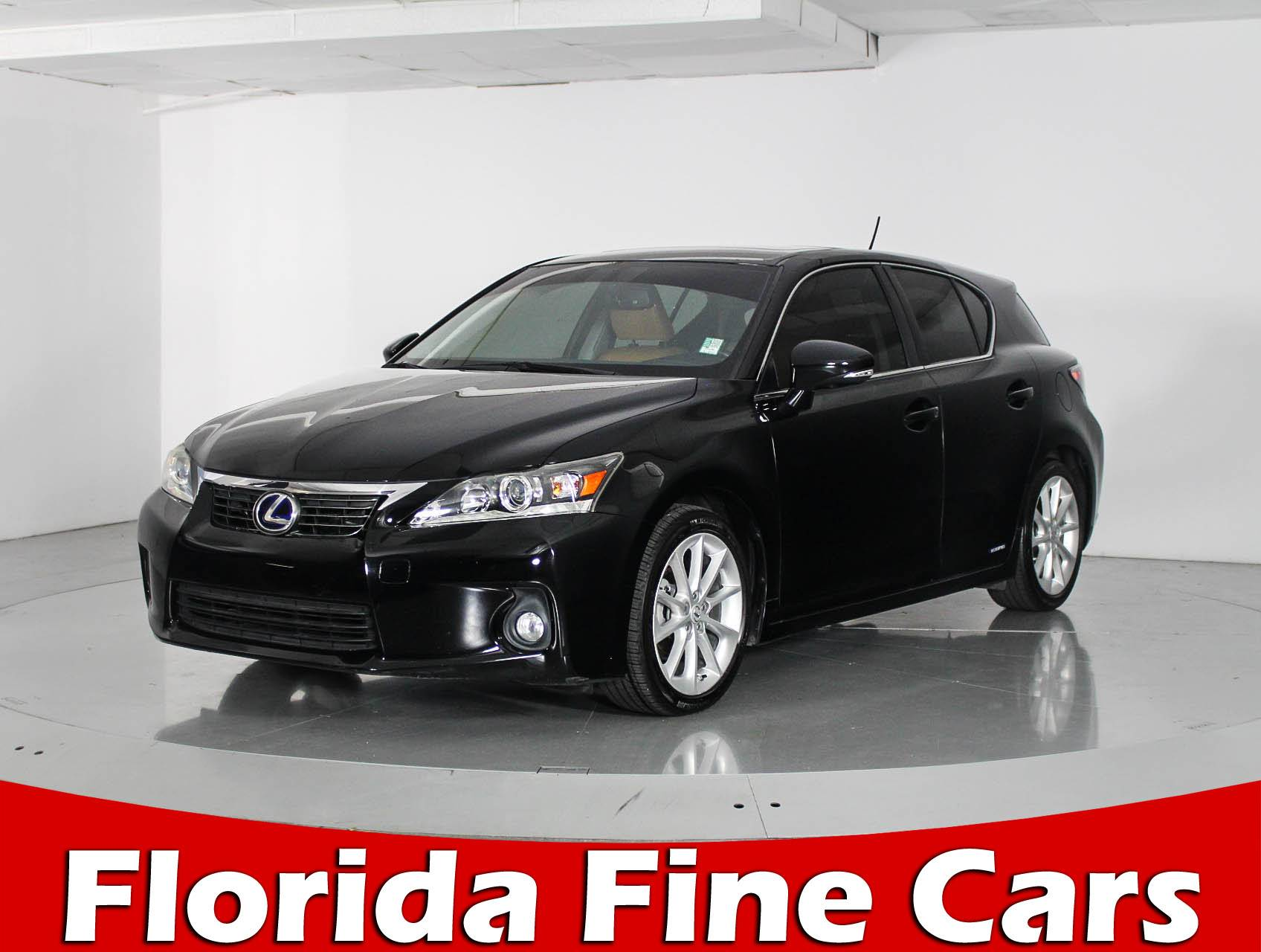 New and Used Lexus CT for Sale in Miami FL