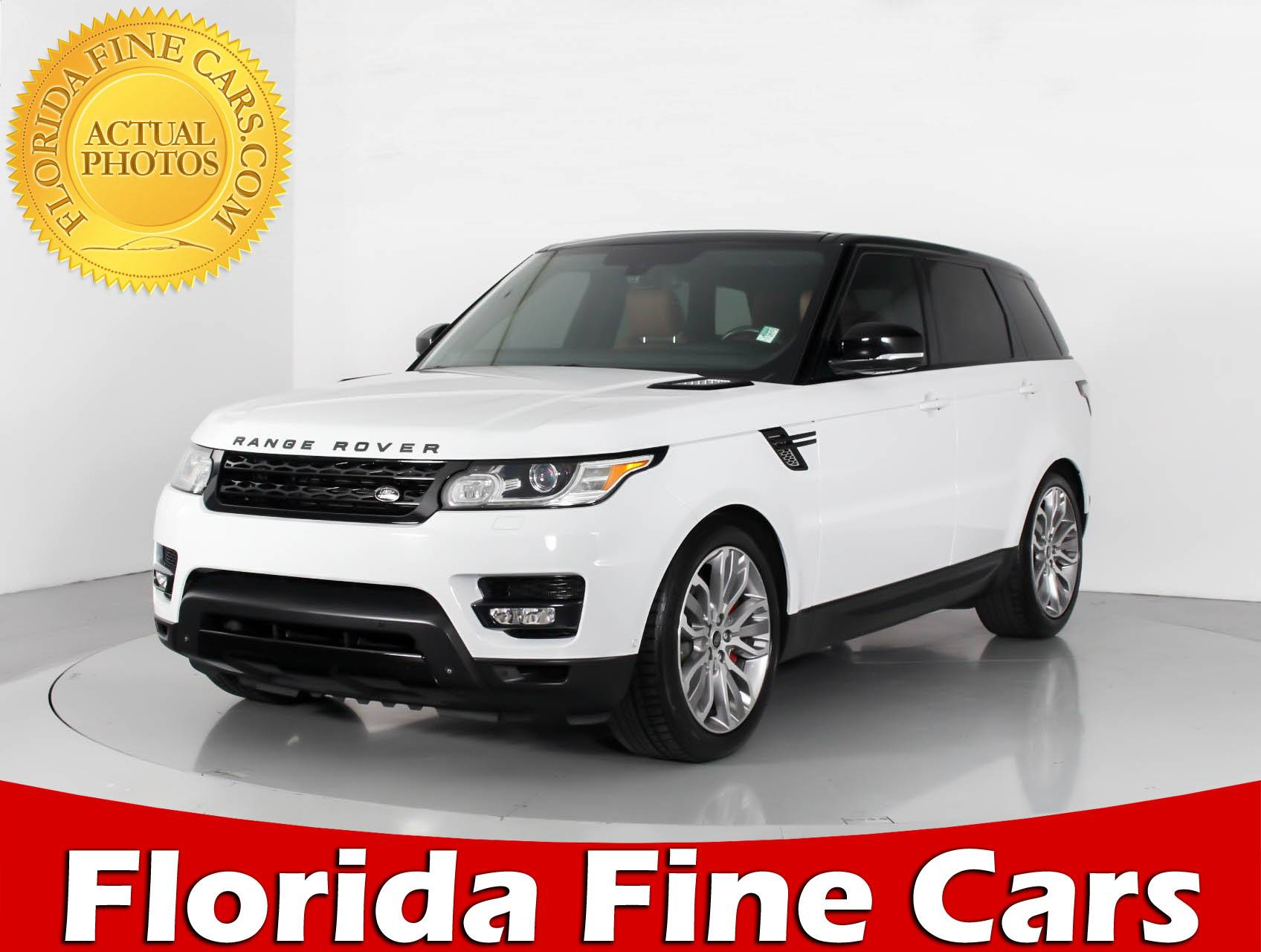 New and Used Land Rover Range Rover Sport for Sale