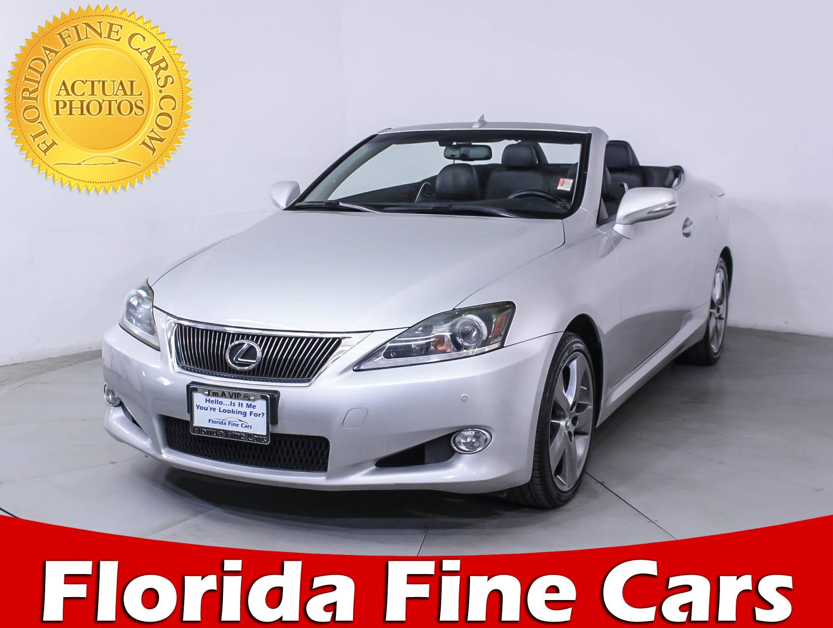 50 Best Used Lexus IS 250C for Sale Savings from $3 589