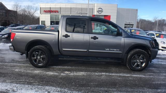 2015 Nissan Titan  for sale