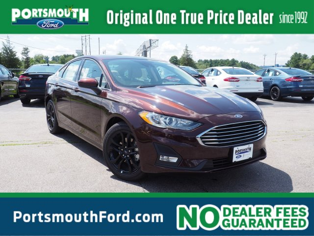 2019 Ford Fusion  for sale
