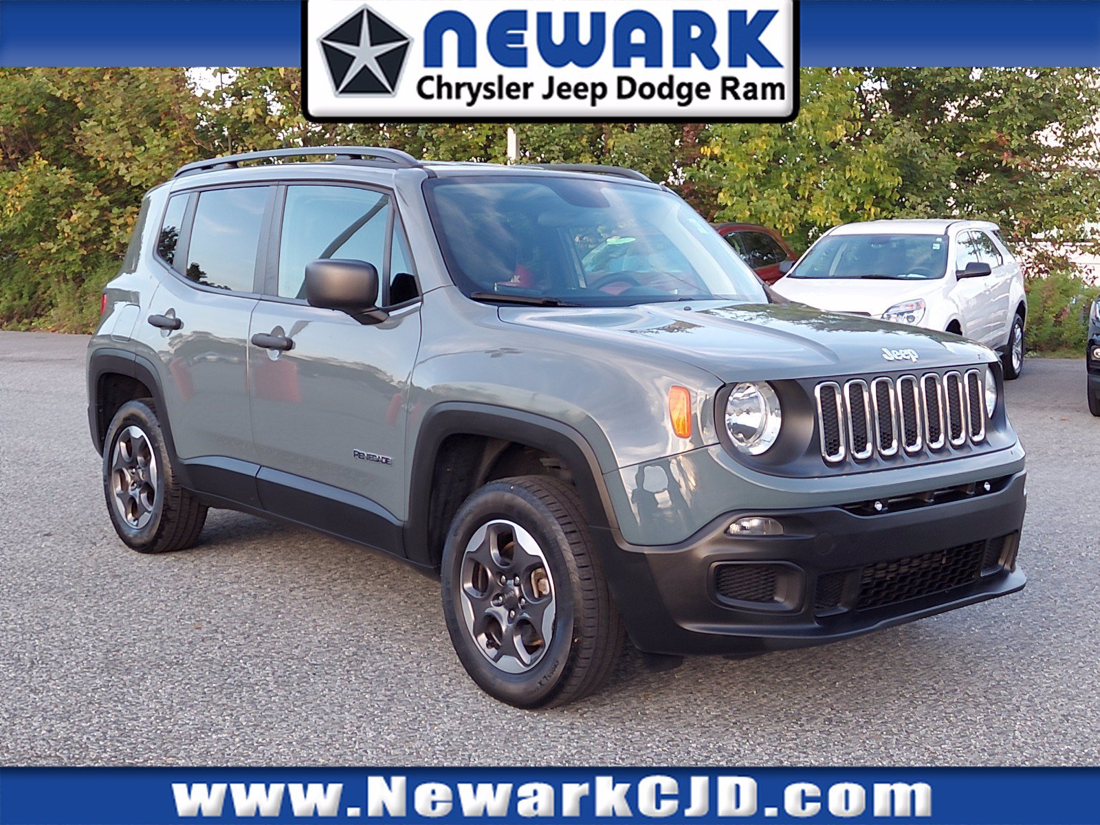 2018 Jeep Renegade  for sale