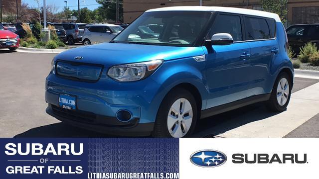 2016 Kia Soul EV  for sale