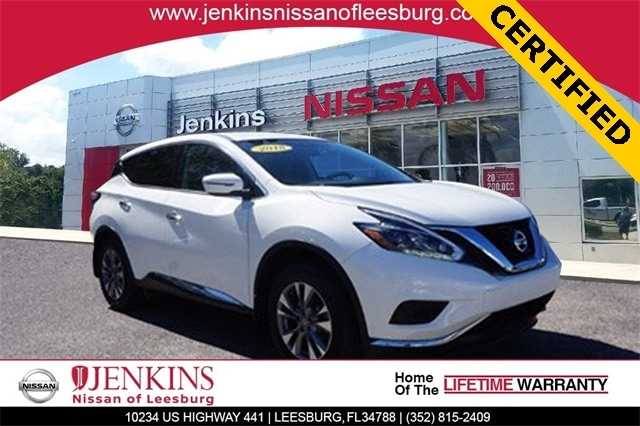2018 Nissan Murano S for sale