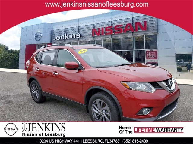 2016 Nissan Rogue SL for sale