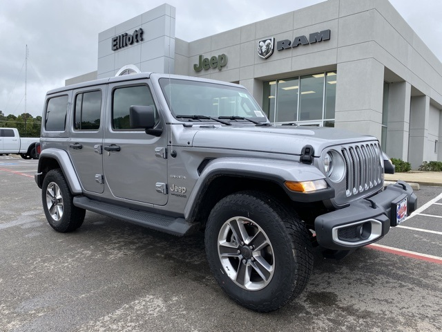 2020 Jeep Wrangler Unlimited  for sale