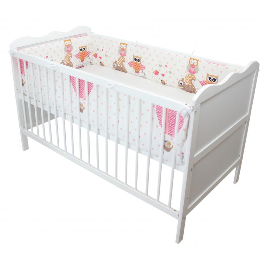 Babybett 60x120 Weiss Ebay