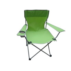 Folding Easy Chair Cloth Dining Room Removable Covers Green Portable Oxford Arm Lovdock