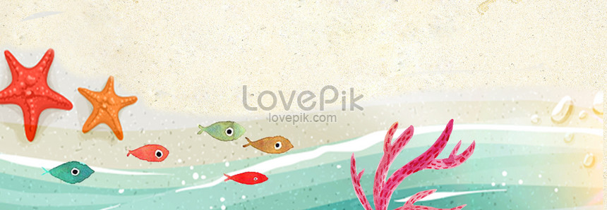 Holiday Beach Vacation Background Backgrounds Image Picture Free Download 605094679 Lovepik Com