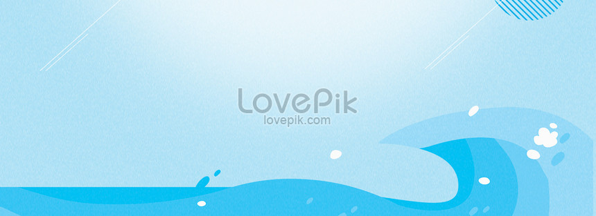 Blue Creative Seaside Vacation Background Backgrounds Image Picture Free Download 605623977 Lovepik Com