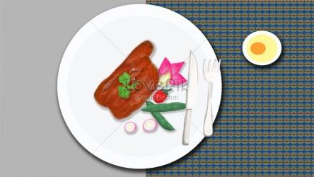 Simple food background image illustration image picture free download 630003103 lovepik com
