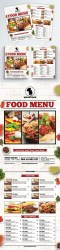 White wood background restaurant food menu template image picture free download 450010586 lovepik com