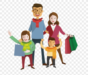 A family of shopping png image picture free download 400219102 lovepik com