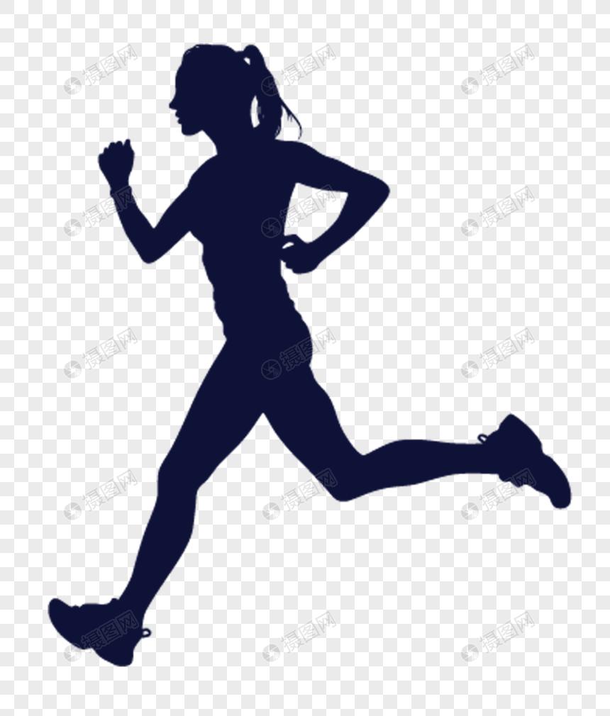 跑步剪影PNG圖案素材免費下載 - 尺寸1260 × 1484px - 圖形ID400258040 - Lovepik